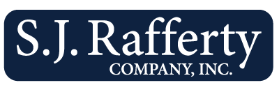 S.J. Rafferty Company, Inc. Sticky Logo Retina